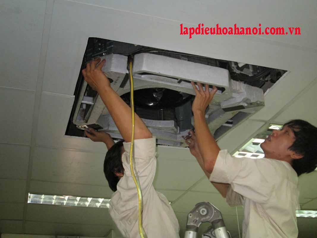 Điều hòa âm trần Daikin 1 chiều 36000BTU FHC36PUV2V/R36PUV2V