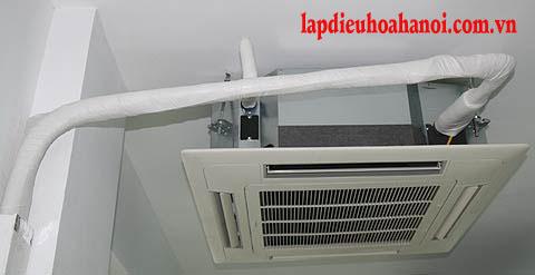 Điều hòa âm trần Daikin 1 chiều 30000BTU FHC30PUV2V/R30PUV2V