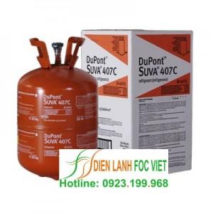Gas lạnh Dupont Suva R407C