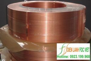 Ống đồng Ruby Copper dạng LWC
