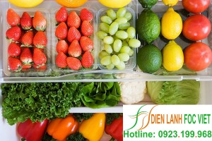Bảo quản rau, củ, quả sau thu hoạch