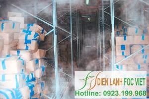Kho đông lạnh – Phương pháp đông lạnh thực phẩm an toàn