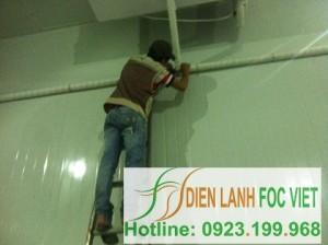 Tư vấn, lắp đặt kho lạnh bảo quản nông sản tại các doanh nghiệp